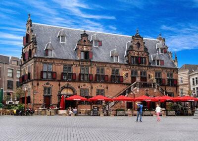 Dagje winkelen in Nijmegen of Uden